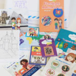 Little Passports Early Explorer April 2017 Review – Art