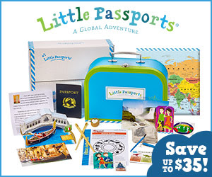 Little Passports 8th Birthday Sale – Up to $35 off Sitewide!