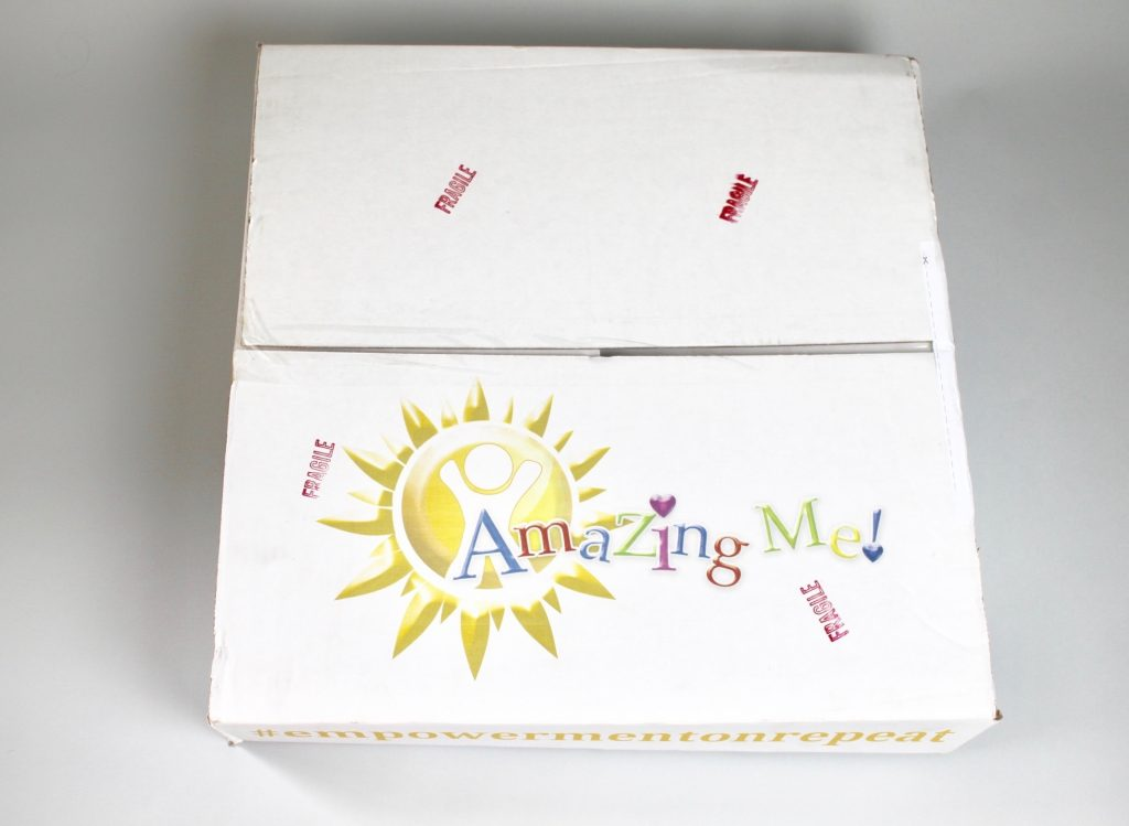 Amazing Me! Kids Subscription Box Review -