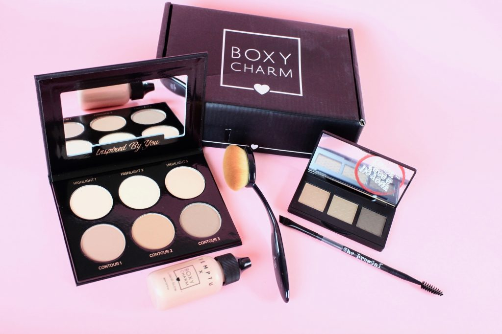 BoxyCharm Subscription Box Review May 2017