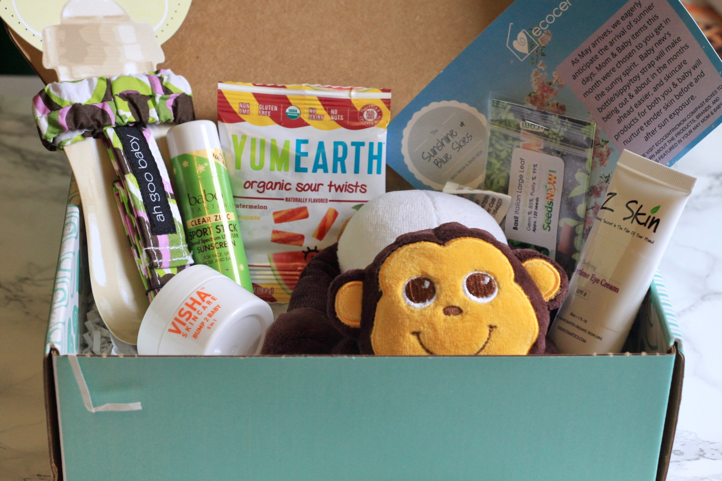 Ecocentric Mom Amp Baby Subscription Box Review Coupon