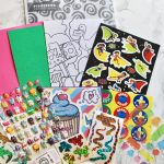 Pipsticks Kids Sticker Subscription Review + Coupon – May 2017