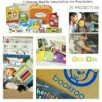 5 Awesome Subscription Boxes for Preschoolers!