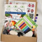 Ivy Kids Subscription Box Review – April 2017