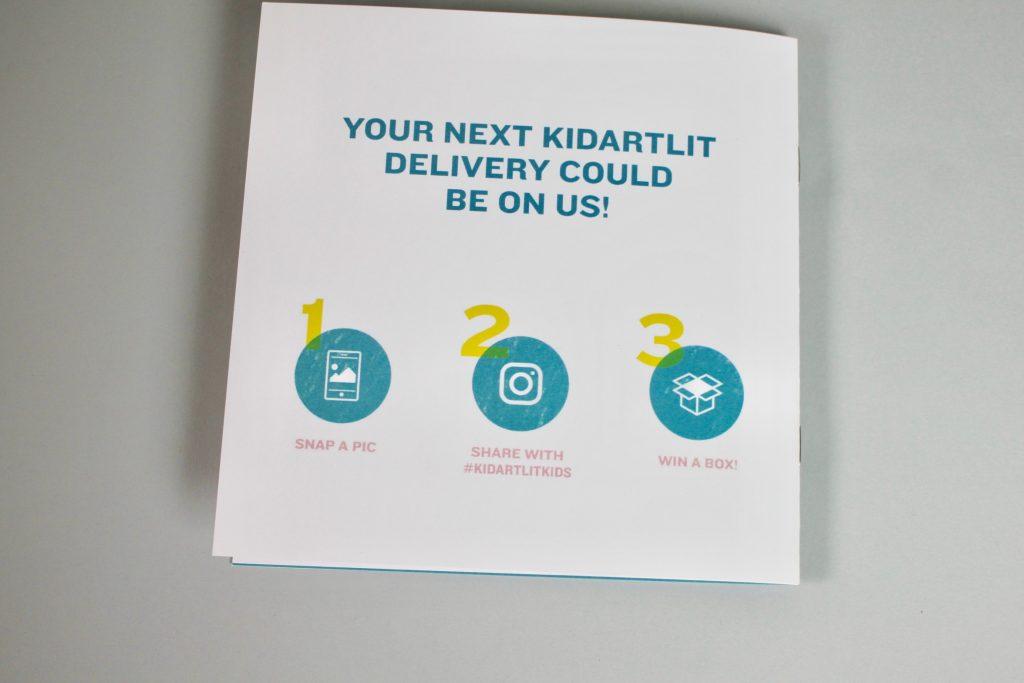 KidArtLit Subscription Box Review