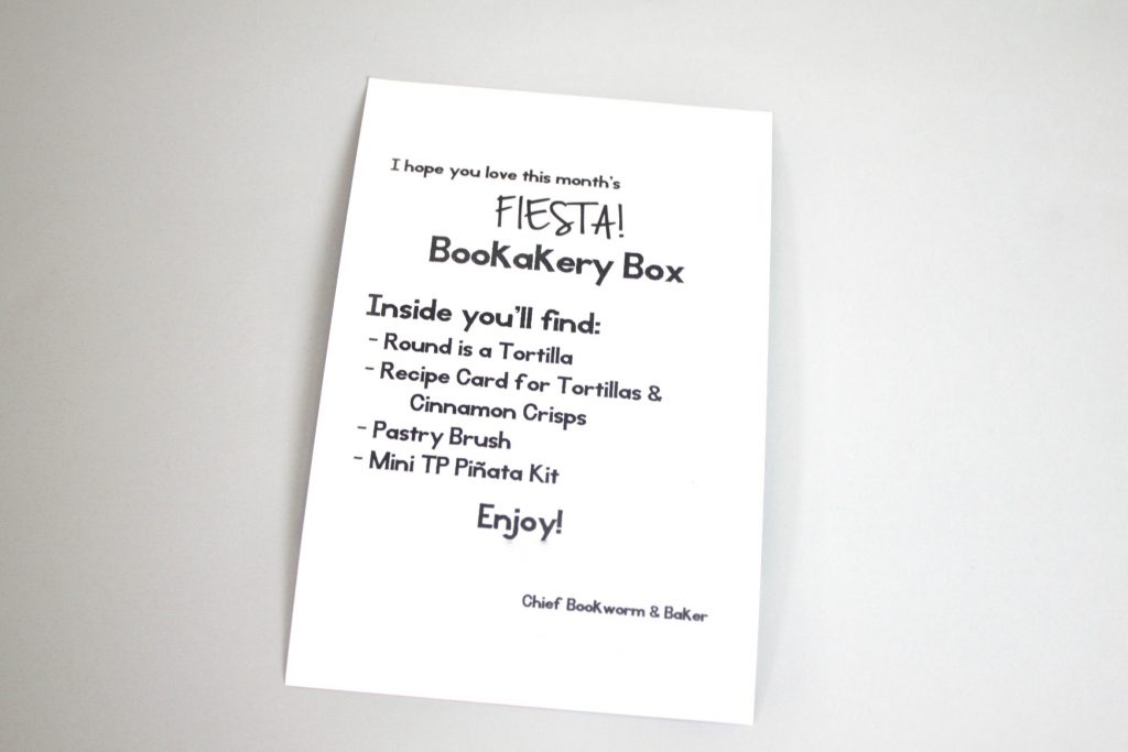 Bookakery Subscription Box Review