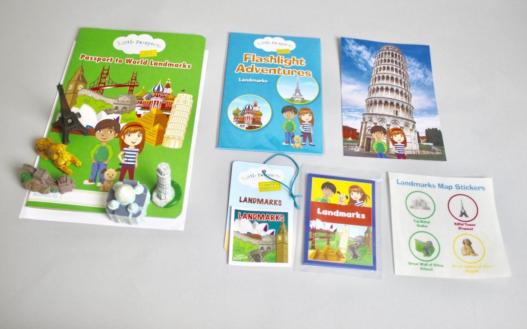 Little Passports Early Explorers Subscription Review + Coupon – June 2017