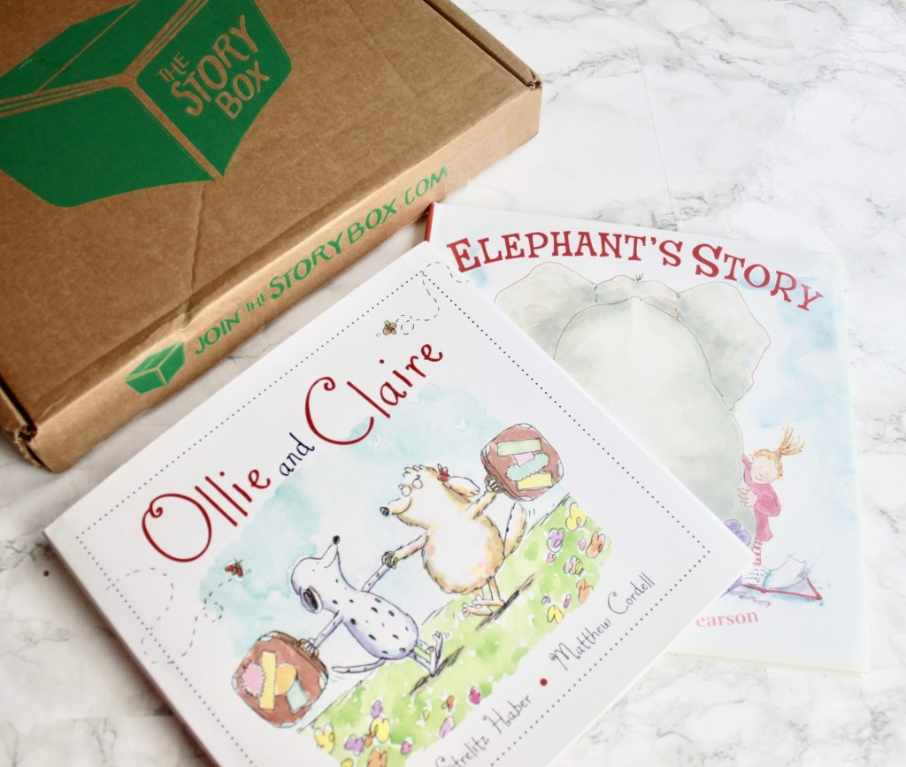 The Story Box Picture Book Subscription Review - June 2017