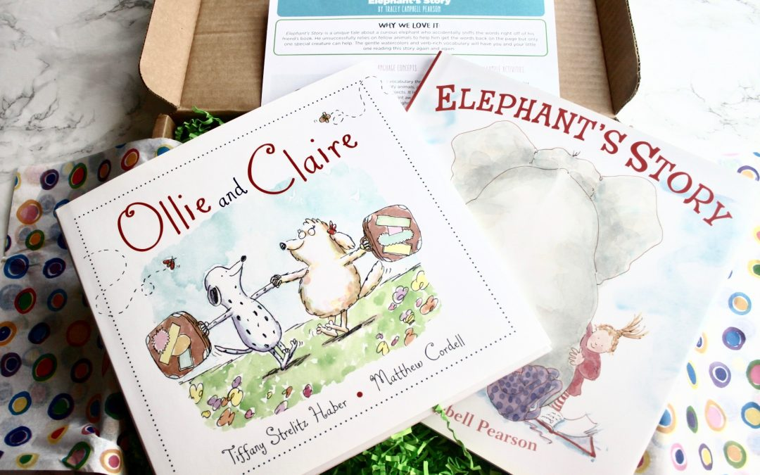 The Story Box Picture Book Subscription Review – June 2017