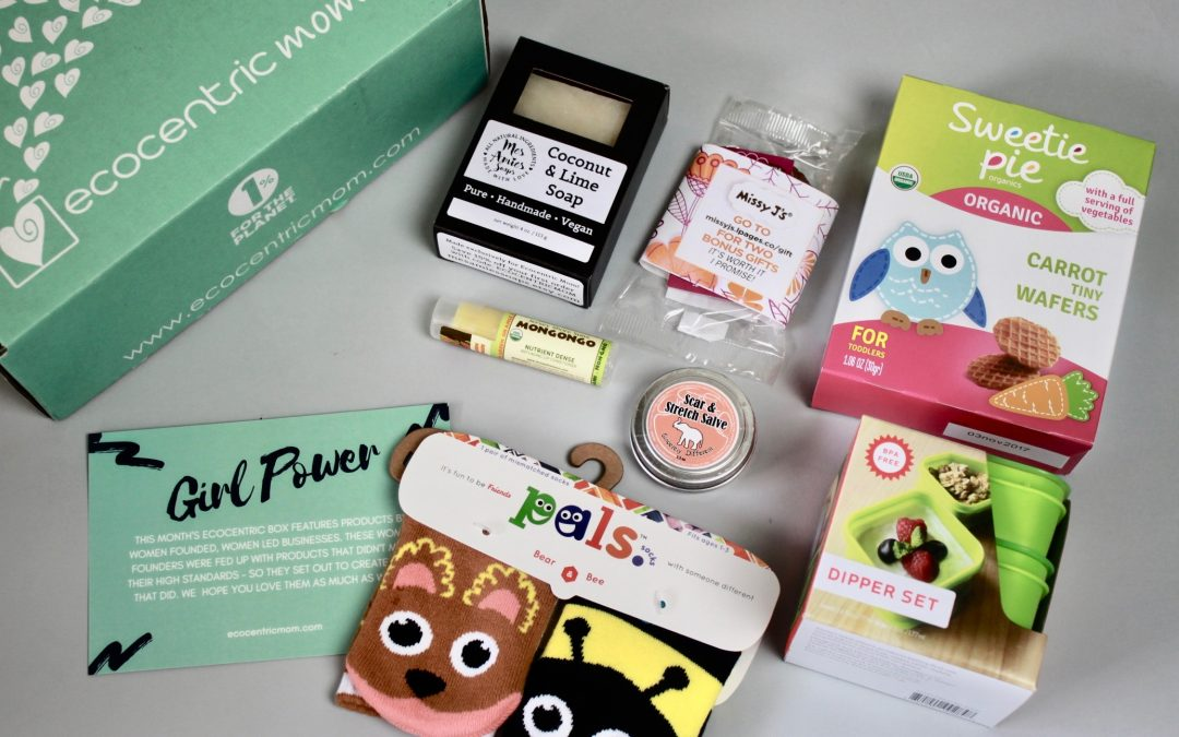 Ecocentric Mom Baby Box Review Exclusive 10 Off Coupon July 2017 This Mama Reviews