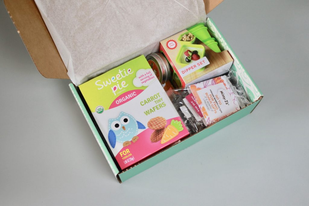 Ecocentric Mom & Baby Subscription Box Review + 10 off Coupon - July 2017
