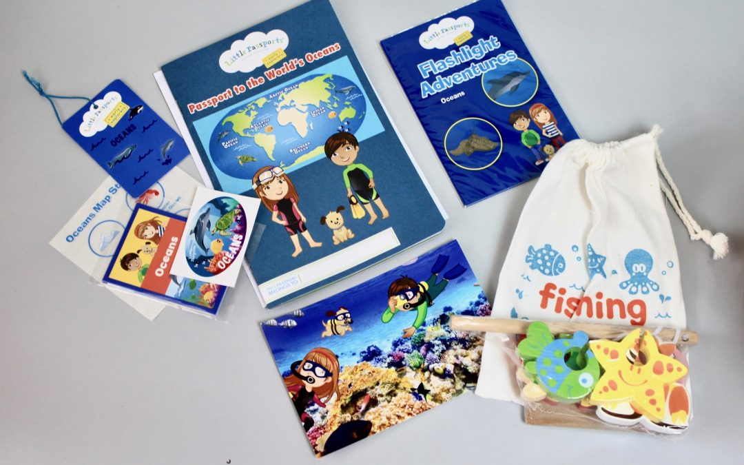 Little Passports Early Explorers Review + Coupon – July 2017