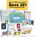 Exclusive Little Passports Offer – Back To School Sale!