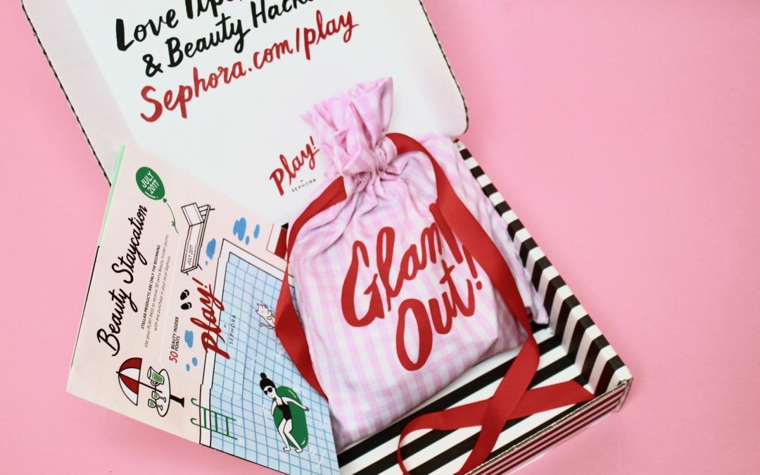 Play! By Sephora Subscription Review – July 2017