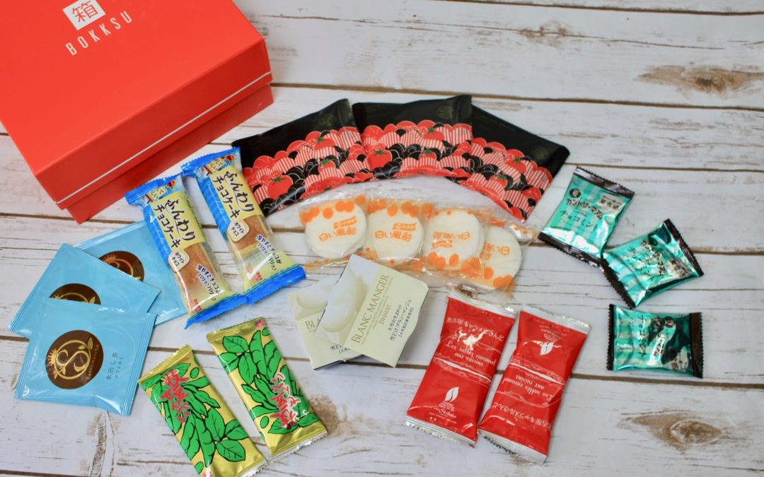 Bokksu Subscription Box Review + Exclusive Coupon – August 2017