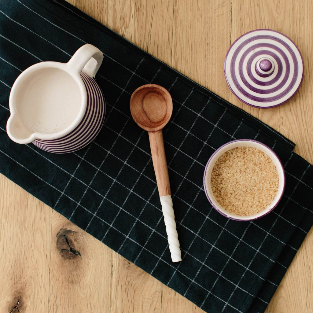 GlobeIn Subscription September 2017 FULL Spoiler-Olive Wood Coffee Spoon