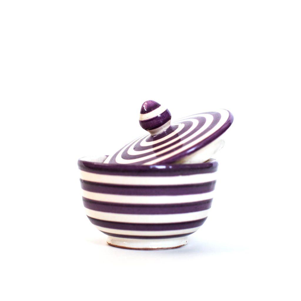 GlobeIn Subscription September 2017 FULL Spoiler Ceramic Sugar Bowl
