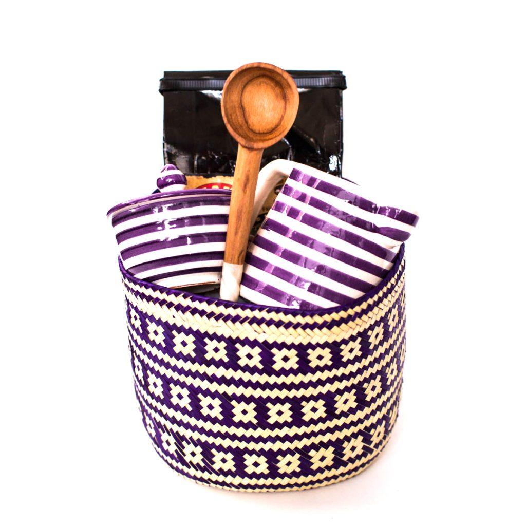 GlobeIn Subscription September 2017 FULL Spoiler-Purple Basket