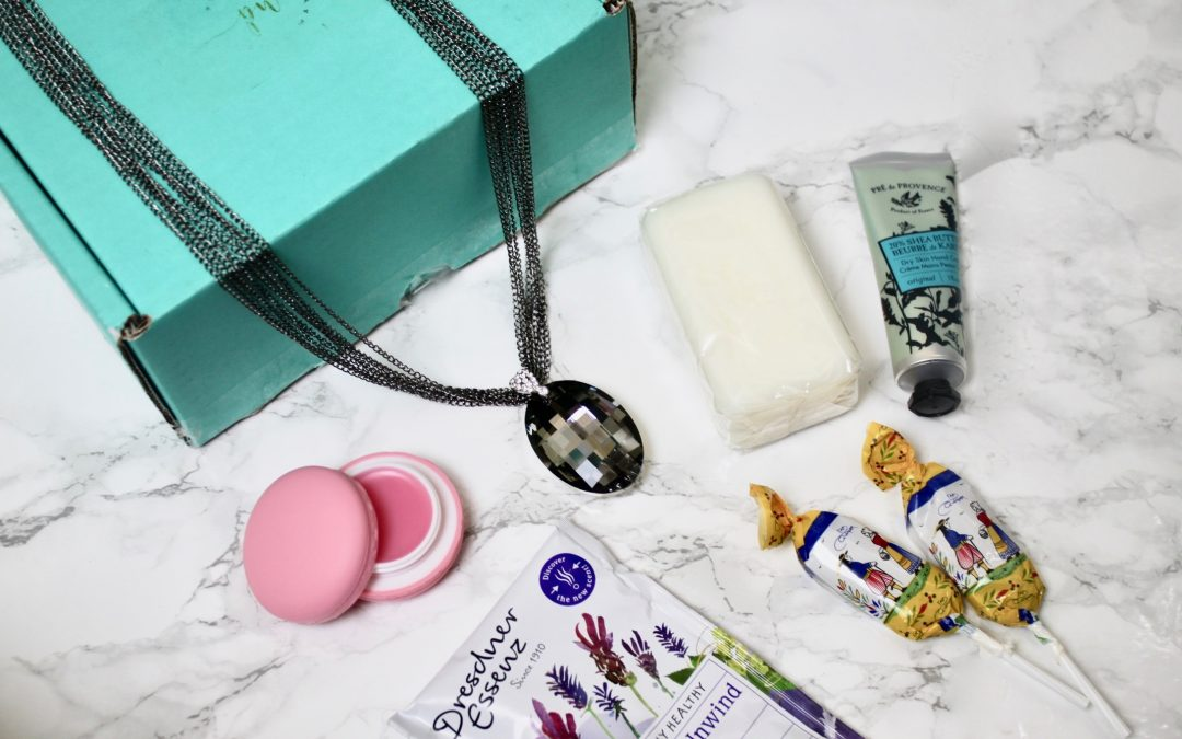 Prims Way Subscription Box Review – August 2017