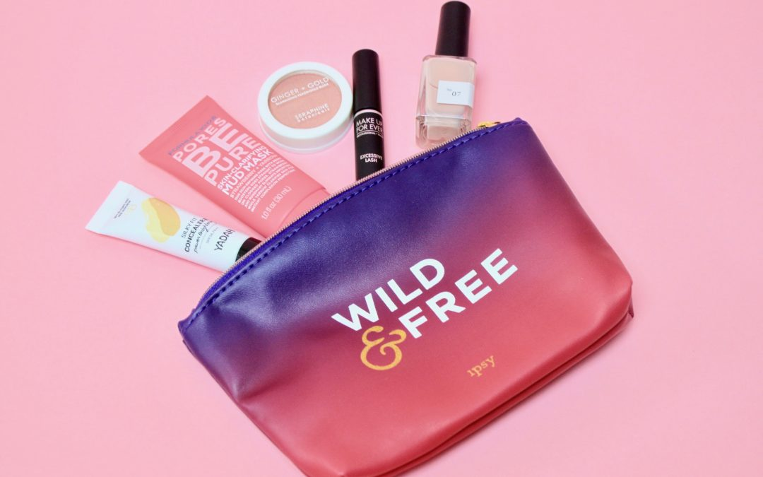 Ipsy Glam Bag Subscription Box Review – August 2017
