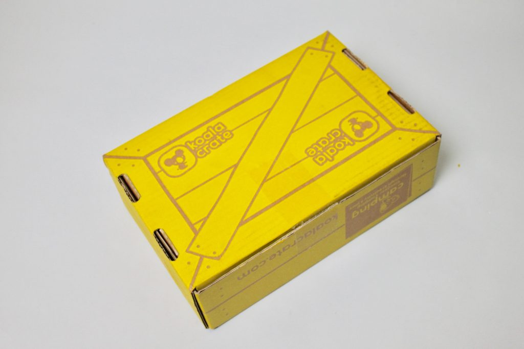 Koala Crate Subscription Box Review July 2017