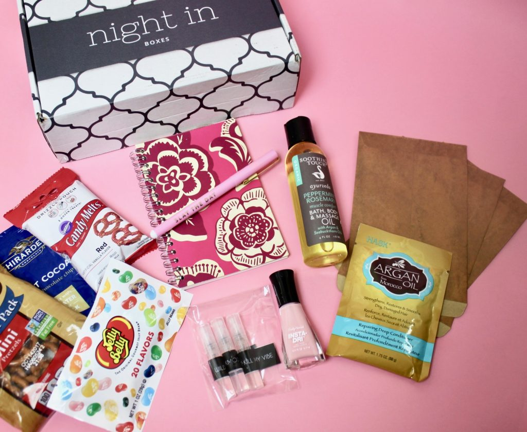 Night In Boxes Mom Night In Subscription Review