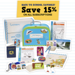 Little Passports Back To School Savings! Coupon Inside.
