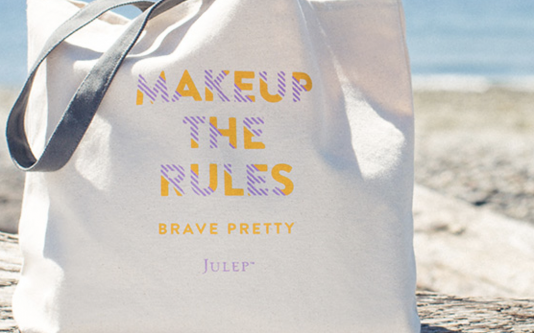 Julep Brave Pretty Tote FREE with $30 Purchase – Coupon inside!