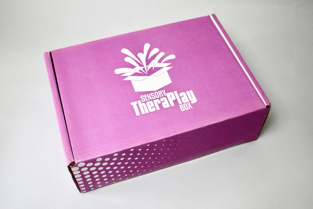 Sensory TheraPlay Box Subscription Review - July 2017