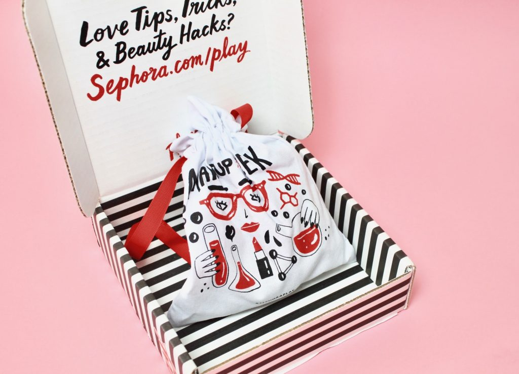 Play! By Sephora Subscription Box Review - August 2017