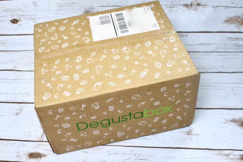 Degustabox September 2017 Review + Coupon