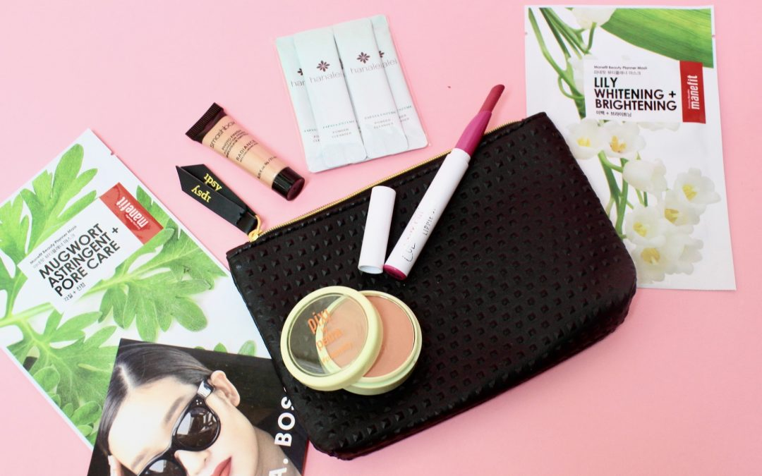 Ipsy Glam Bag Subscription Review – September 2017