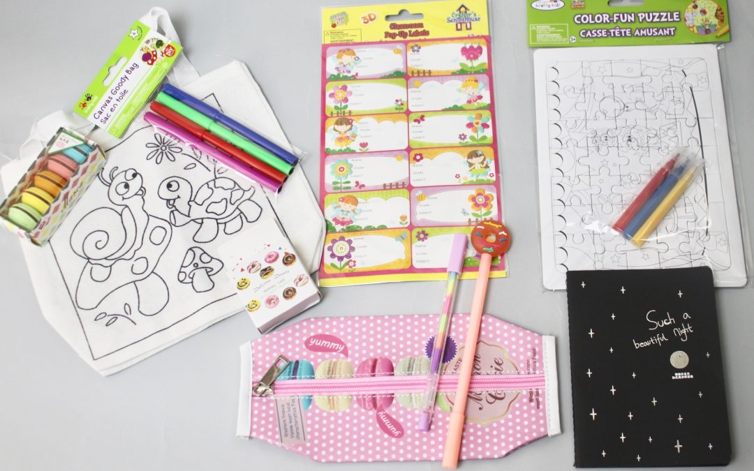 In Your Case Stationery Subscription Box Review – August 2017