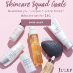 Julep Offer: Assemble Your K-Beauty Squad for only $30!