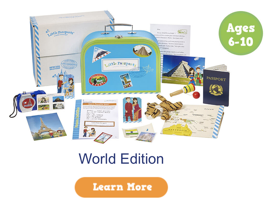 Little Passports World Edition Coupon