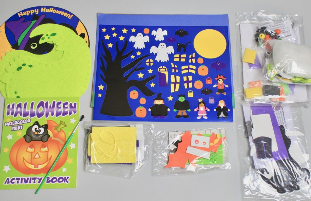 DoodleBug Busy Bags Kids Subscription Box Review - October 2017