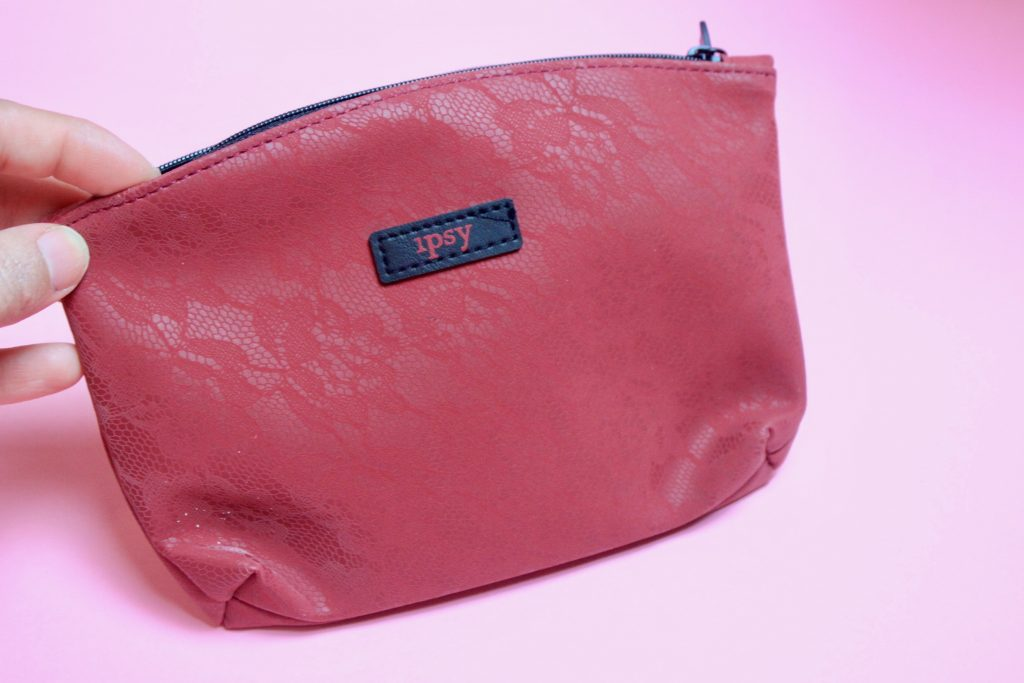 Ipsy Glam Bag Subscription Review - October 2017
