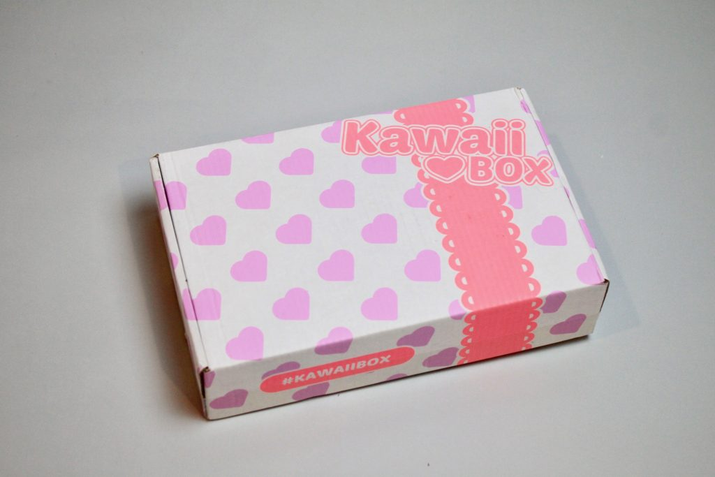 Kawaii Box Subscription Review - November 2017 + FREE Box Giveaway!