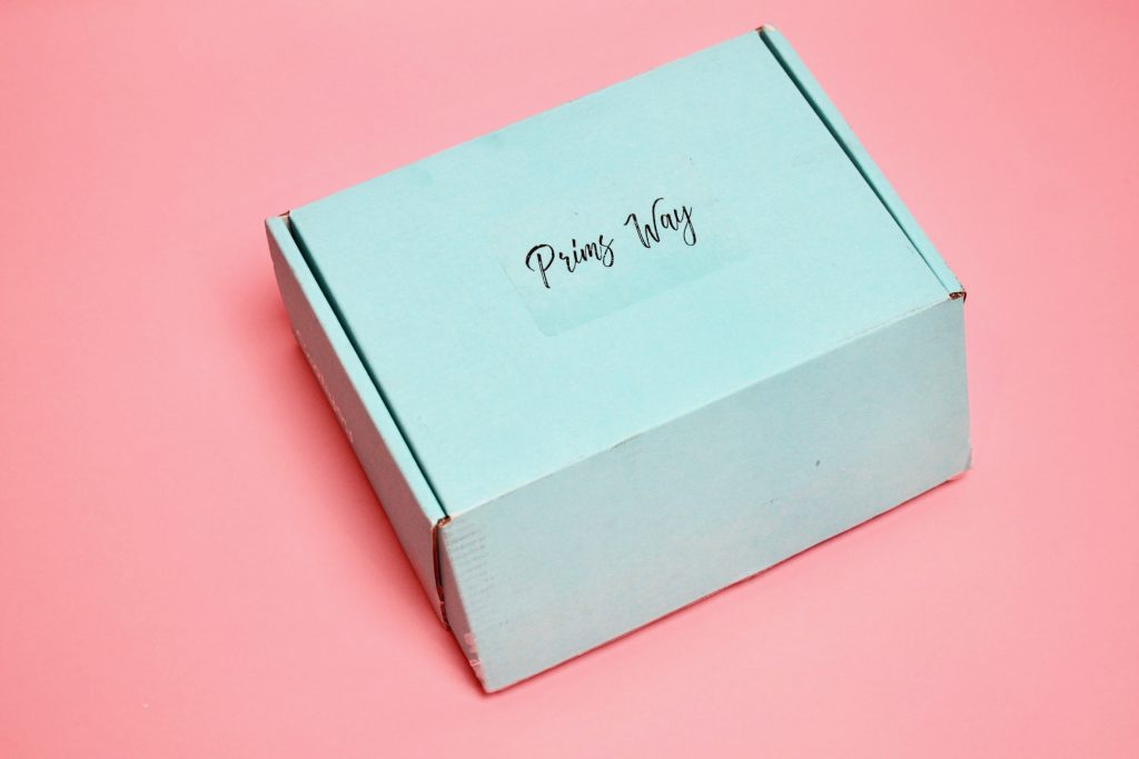 Prims Way Subscription Box Review - October 2017