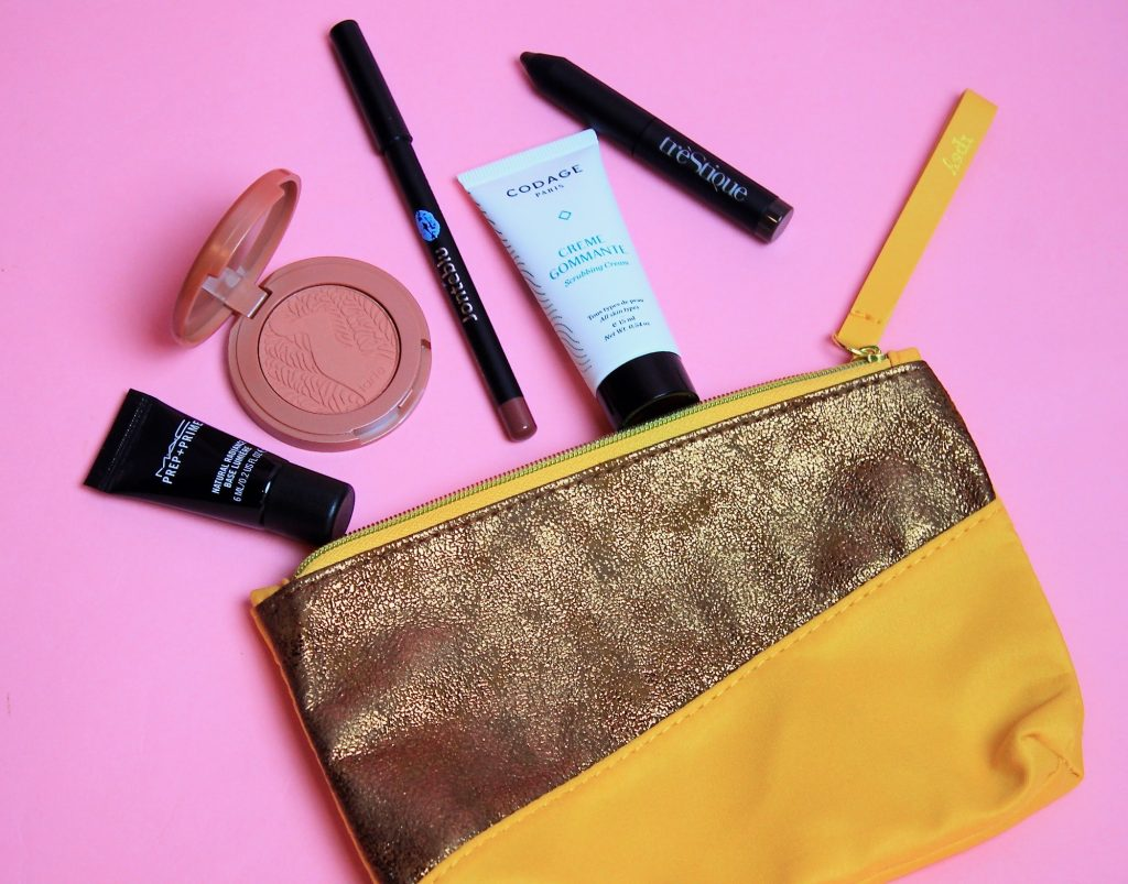 Ipsy Glam Bag Subscription Unboxing Review - November 2017