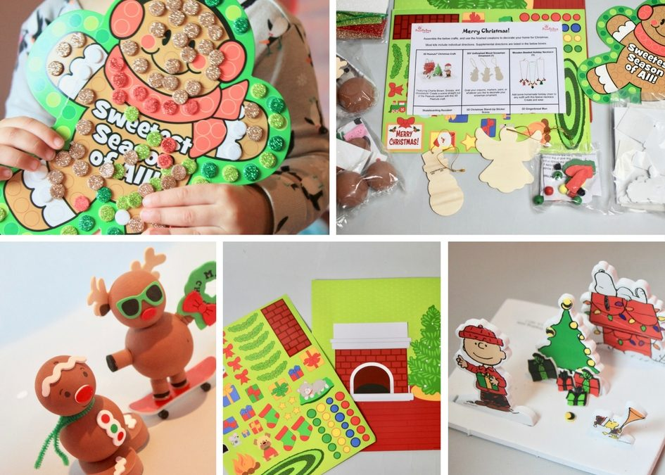 DoodleBug Busy Bags Kids Subscription Box Review – December 2017
