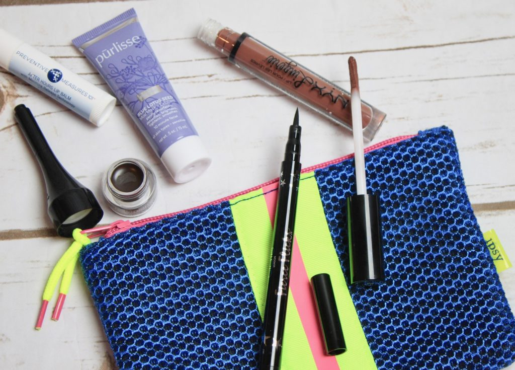ipsy glam bag January 2018 review