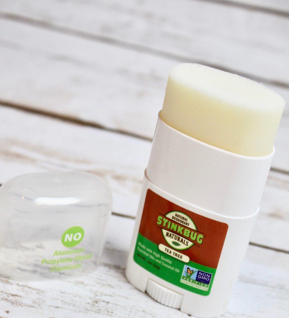 Stinkbug Naturals Deodorant