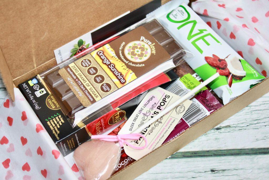 Sleek Treat February 2018 Subscription Box Review Unboxing