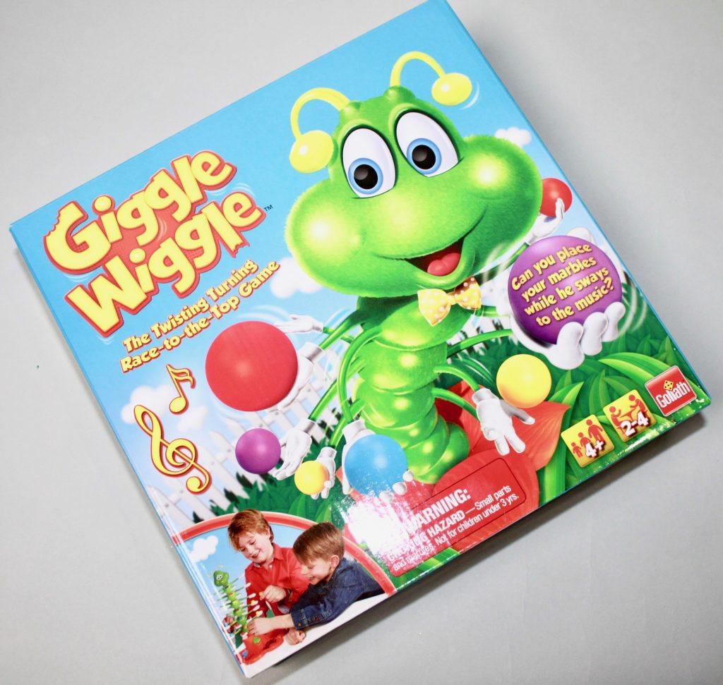 Giggle Wiggle Game Review
