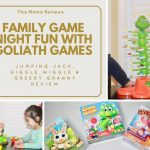 Family Game Night Fun With Goliath Games – Review