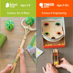 KiwiCo Kids Subscription – Get 40% Off First Box Coupon Code