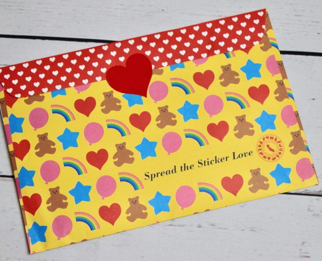 Mrs. Grossman's Sticker Club March 2018 Subscription Review + $5 off Coupon Code