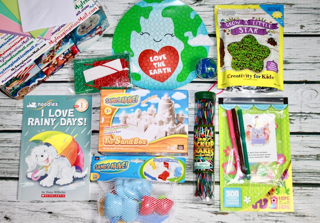 My Fairy Tale Box by My Imagination Mail April 2018 Review + Coupon + Giveaway