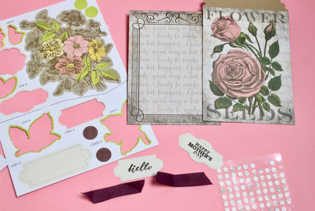Paper Pumpkin Craft Subscription March 2018 Review